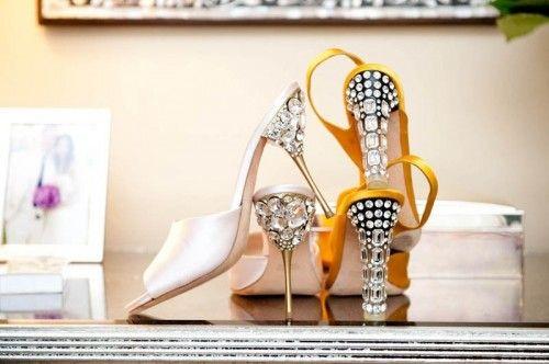 زفاف - Weddings-Bride-Shoes