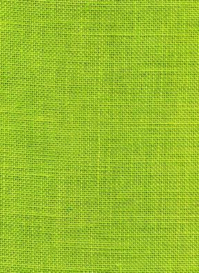 Mariage - NEW - LIME GREEN Burlap Fabric By the Yard - 58 - 60 inches wide
