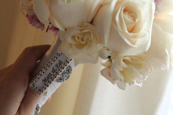 Wedding - Customizable wedding bouquet Blinger Charm
