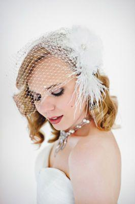 Свадьба - Weddings - Accessories - Veils