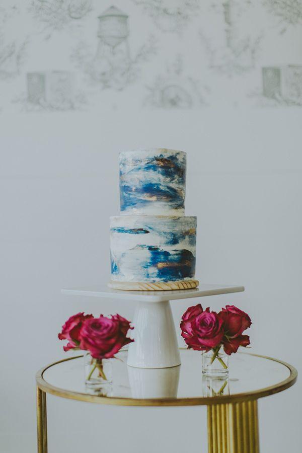 زفاف - A Styled Wedding At Brooklyn's Wythe Hotel