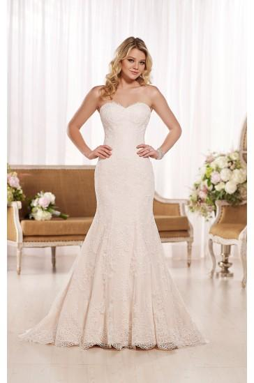 Wedding - Essense of Australia SWEETHEART NECKLINE WEDDING DRESSES STYLE D1773