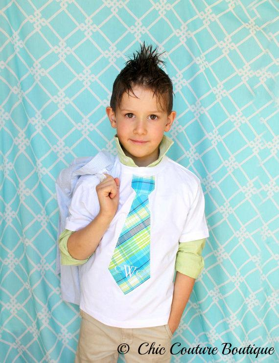 f4bed989379 Easter Spring Tie Plaid Children Clothing