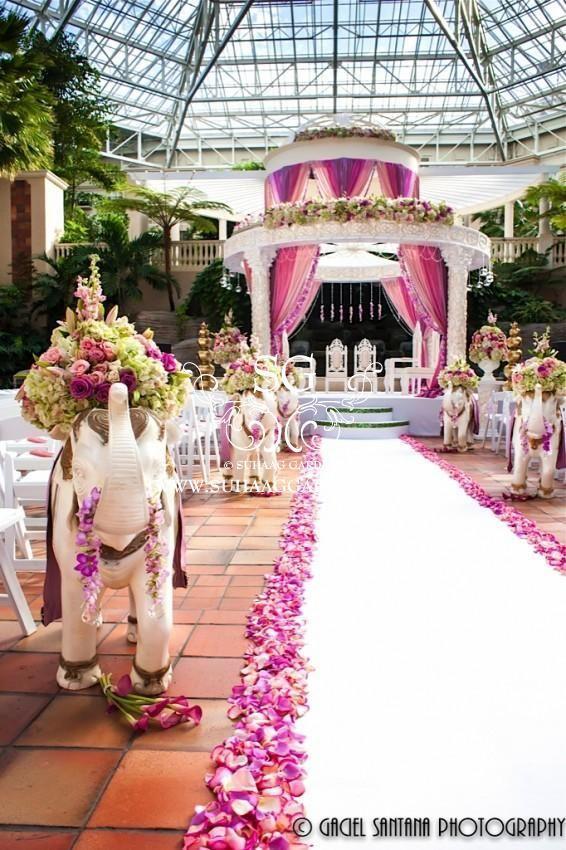 Свадьба - Indian Wedding Decor