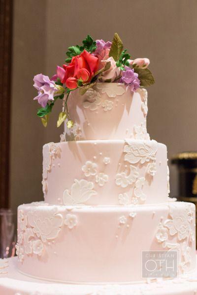 Mariage - Elegant Fall Wedding At The New York Palace Hotel