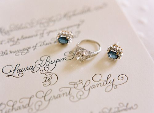 Mariage - JEWELS AND OTHER BLING
