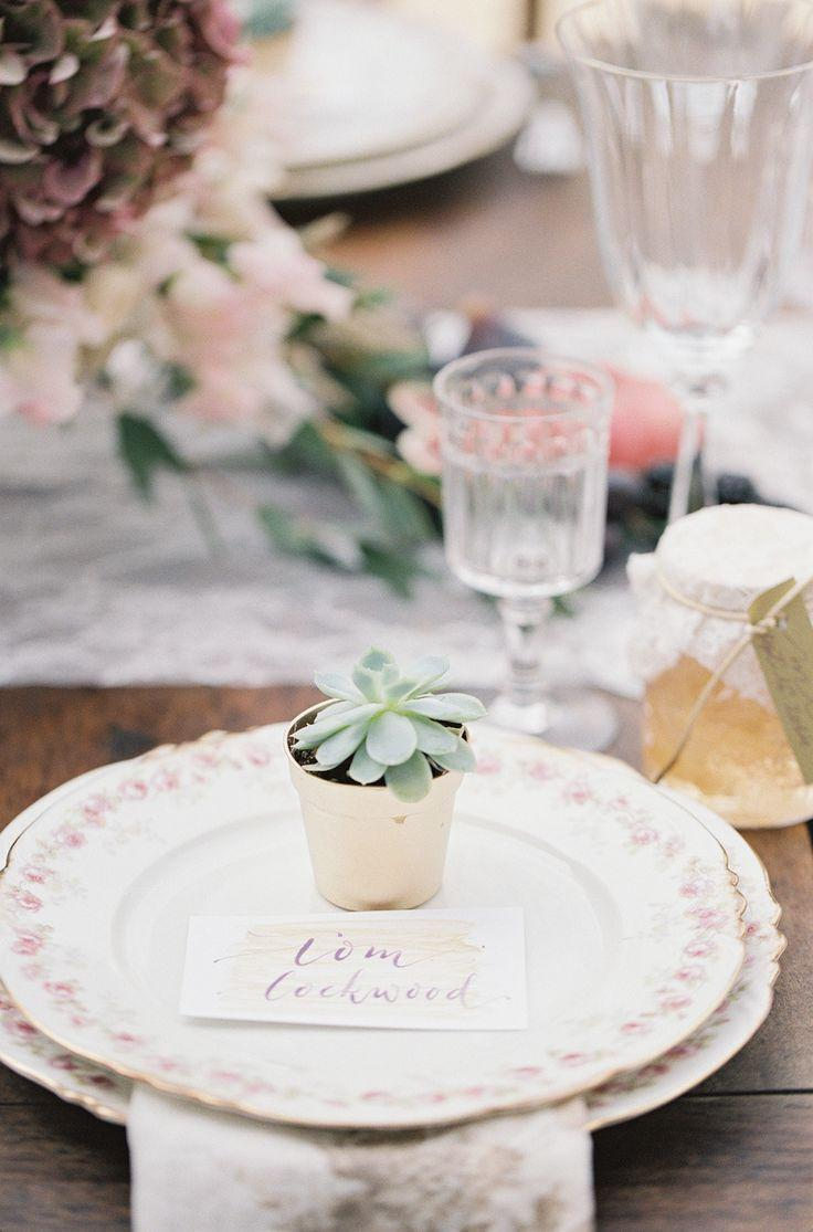 Mariage - Place Settings