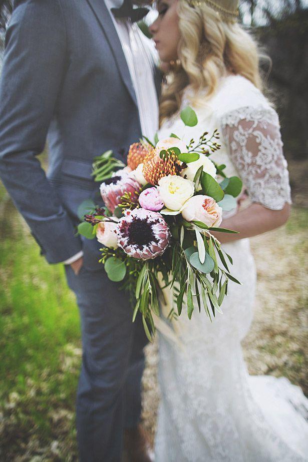 Hochzeit - Bohemian Romance Wedding Inspiration