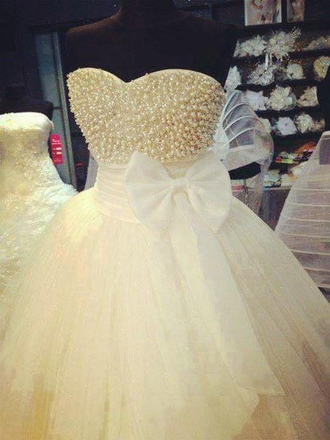 زفاف - 2015 New Arrival A-Line Wedding Dresses Fluffy Tulle Wedding Gowns Wedding Dress Online with $117.07/Piece on Hjklp88's Store