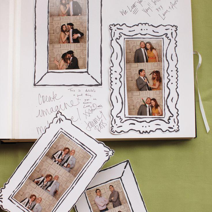Mariage - Guest Books, Wedding Escort/Place Card Table Ideas