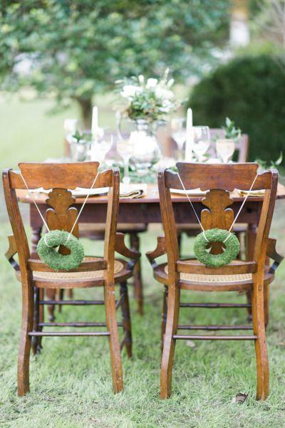 Свадьба - Rustic Winter Wedding Inspiration