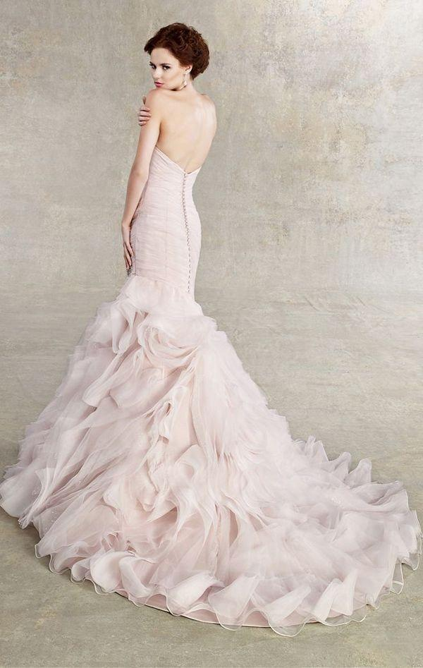 20 Stunning Non-White Wedding Dresses For The Bold And Daring ... d5476dbb5