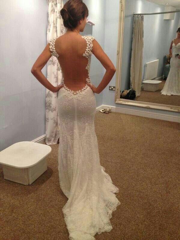 d120e6dd13b5 Backless Dresses - Backless Wedding Gowns #2244631 - Weddbook