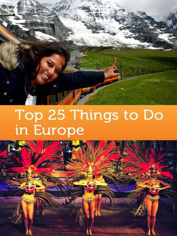Wedding - Top 25 Things To Do In Europe: 2015 Viator Travel Awards