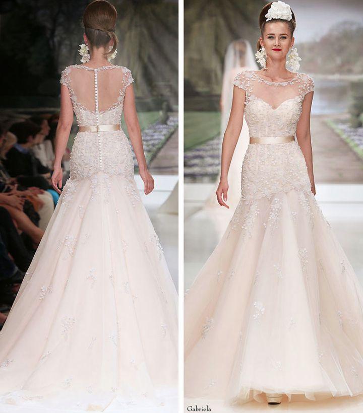 زفاف - Atelier Aimee Wedding Dresses 2015