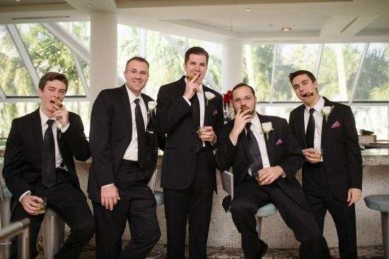 Wedding - Party Themed Wedding In Fort Lauderdale