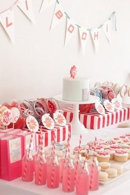 Mariage - Sweet Table