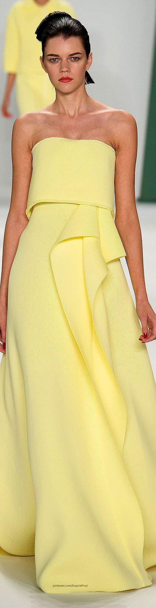 زفاف - Gowns..Yearning Yellows