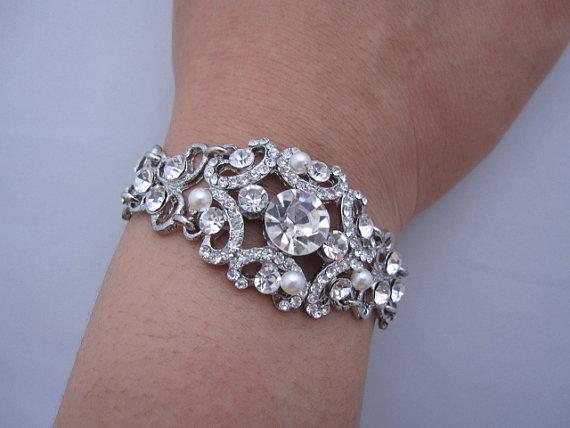 Wedding - bridal jewelry bridal jewelry set wedding jewelry bridal headpiece bridesmaid jewelry bridal bracelet pearl bridal jewelry bridesmaid gift