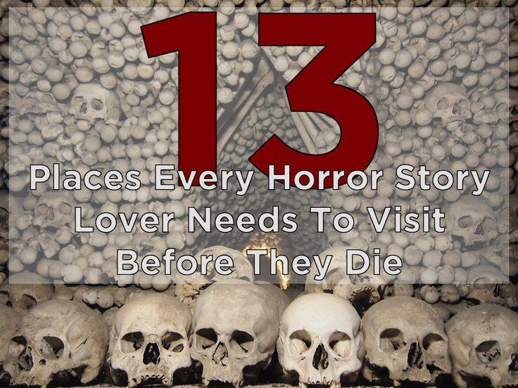 Wedding - 13 Places Every Horror Story Lover Needs To Visit Before They Die