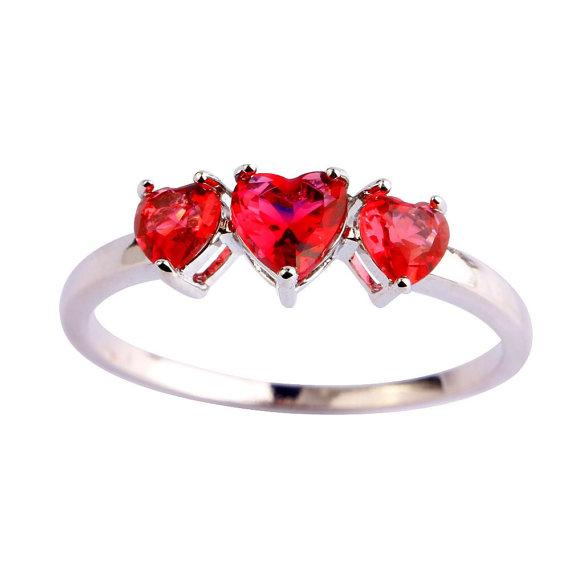 Wedding - Legend of Zelda 8 Bit Hearts Ring, Engagement Ring, Promise Ring, Commitment Ring