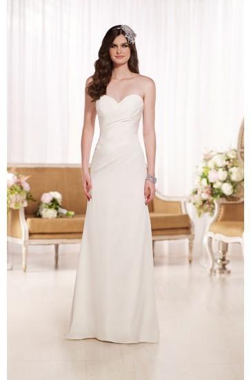Wedding - Essense of Australia DESIGNER STRAPLESS WEDDING DRESSES STYLE D1797
