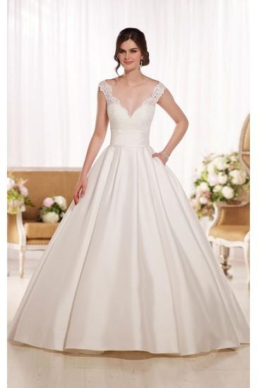 Wedding - Essense of Australia WEDDING DRESSES BALL GOWN STYLE D1790
