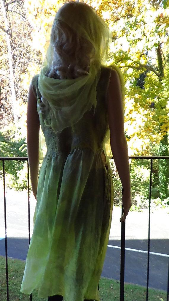 Big Sale Fashion Dress Felt Tunic Silk Made Scarf