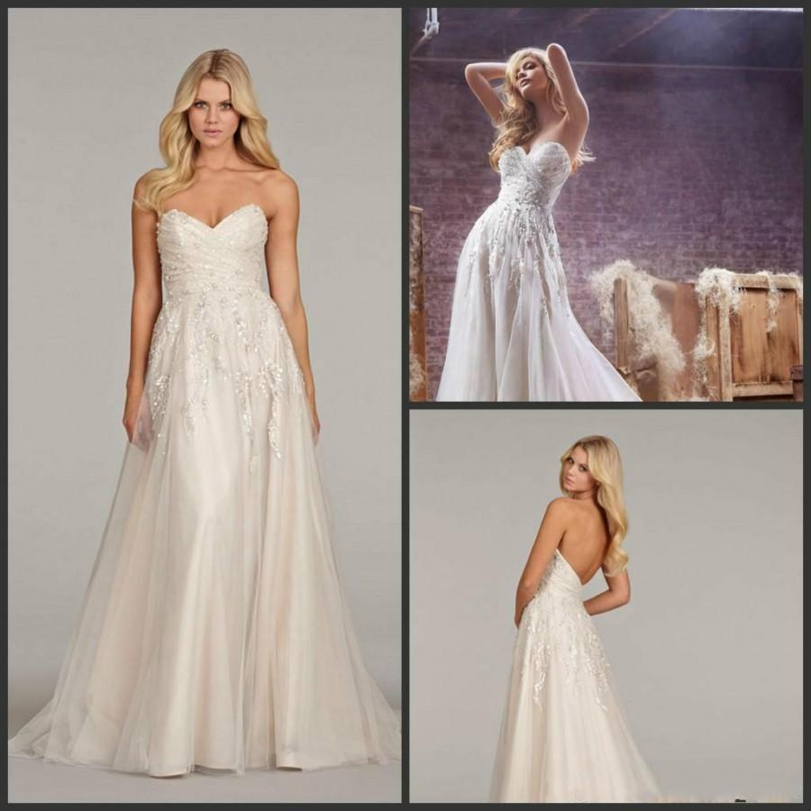 2015 vintage custom made wedding dresses sweetheart for Vintage wedding dresses cheap