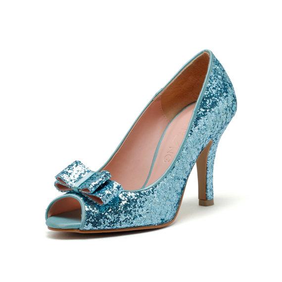 Glitter layla tiffany blue glittering peep toe court shoes glitter layla tiffany blue glittering peep toe court shoes something blue bridal heels blue glitter wedding heels 35 inch blue heels junglespirit Gallery