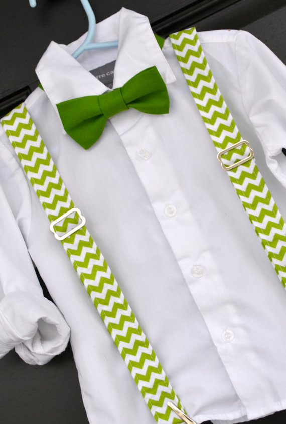 Mariage - Easter Bowtie, Childs Easter Outfit, Little Boy Easter, Easter Suspenders, toddler bowtie, baby bow tie, boys Easter outfit, boys braces