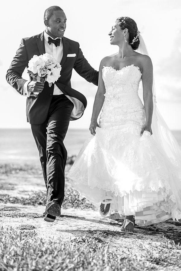 زفاف - Bahamas Wedding At Sandals Emerald Bay