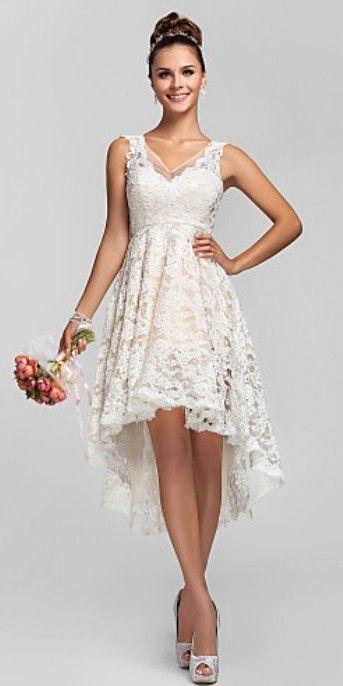 Hochzeit - Short Wedding Dresses