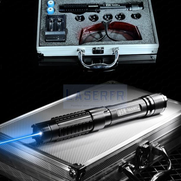 Свадьба - Pointeur laser bleu 30000mw très puissant