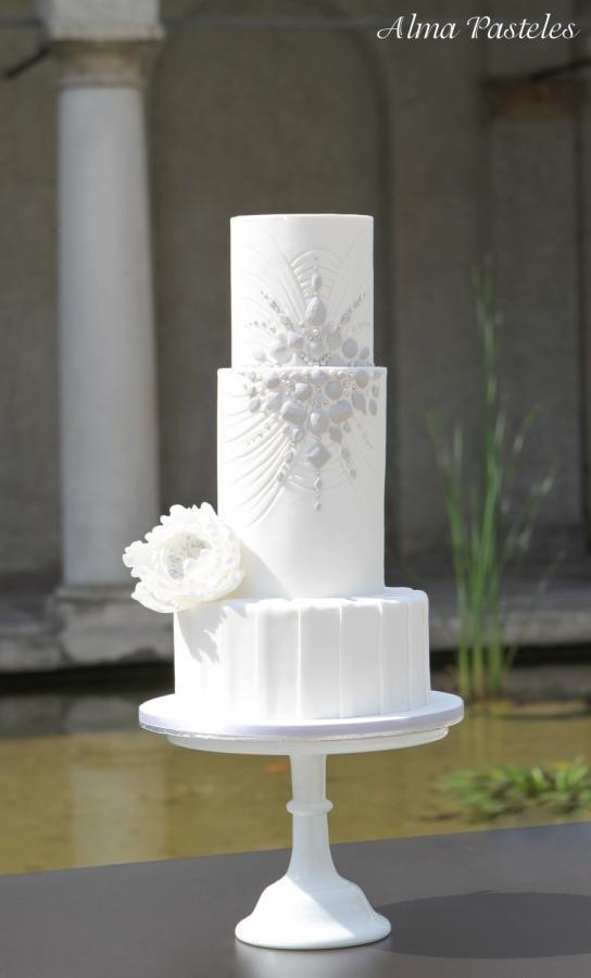 زفاف - Cakes & Cake Decorating ~ Daily Inspiration & Ideas