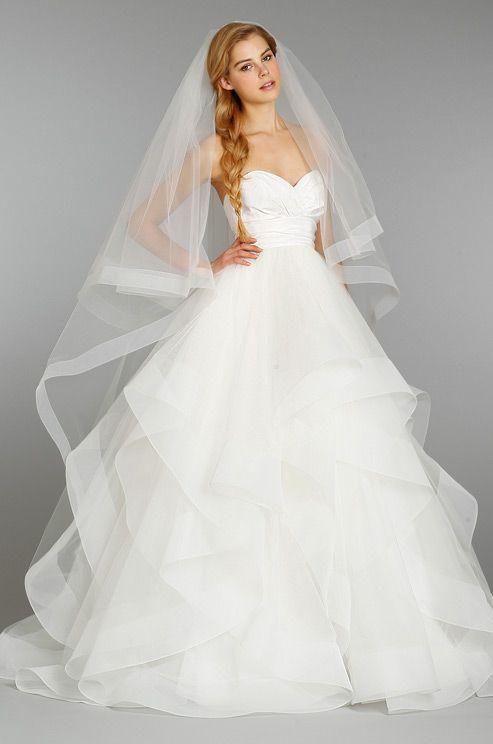 زفاف - Hayley Paige, Fall 2013
