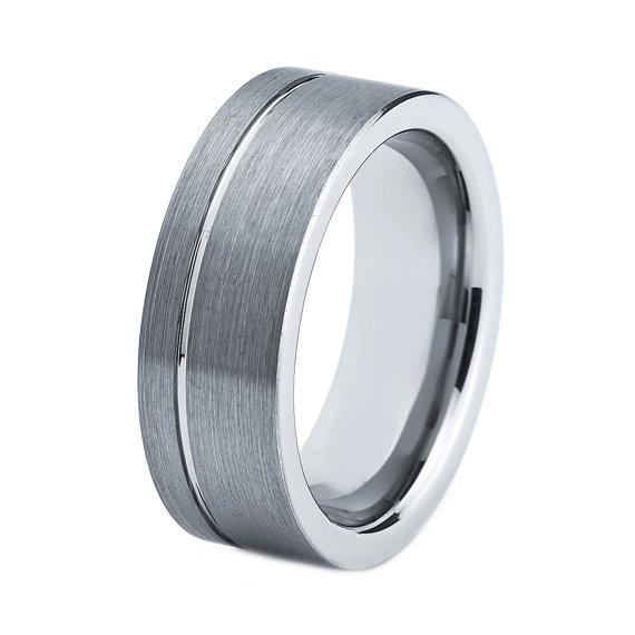 Wedding - Titanium Wedding Band, Men Titanium Rings, Mens Wedding Band, Titanium Wedding , Titanium Engagement Ring, Wedding Bands, Titanium Women