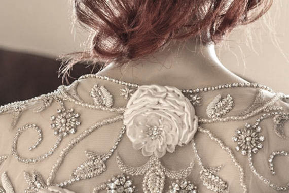 Свадьба - Wedding Dress Bolero   - Paniz
