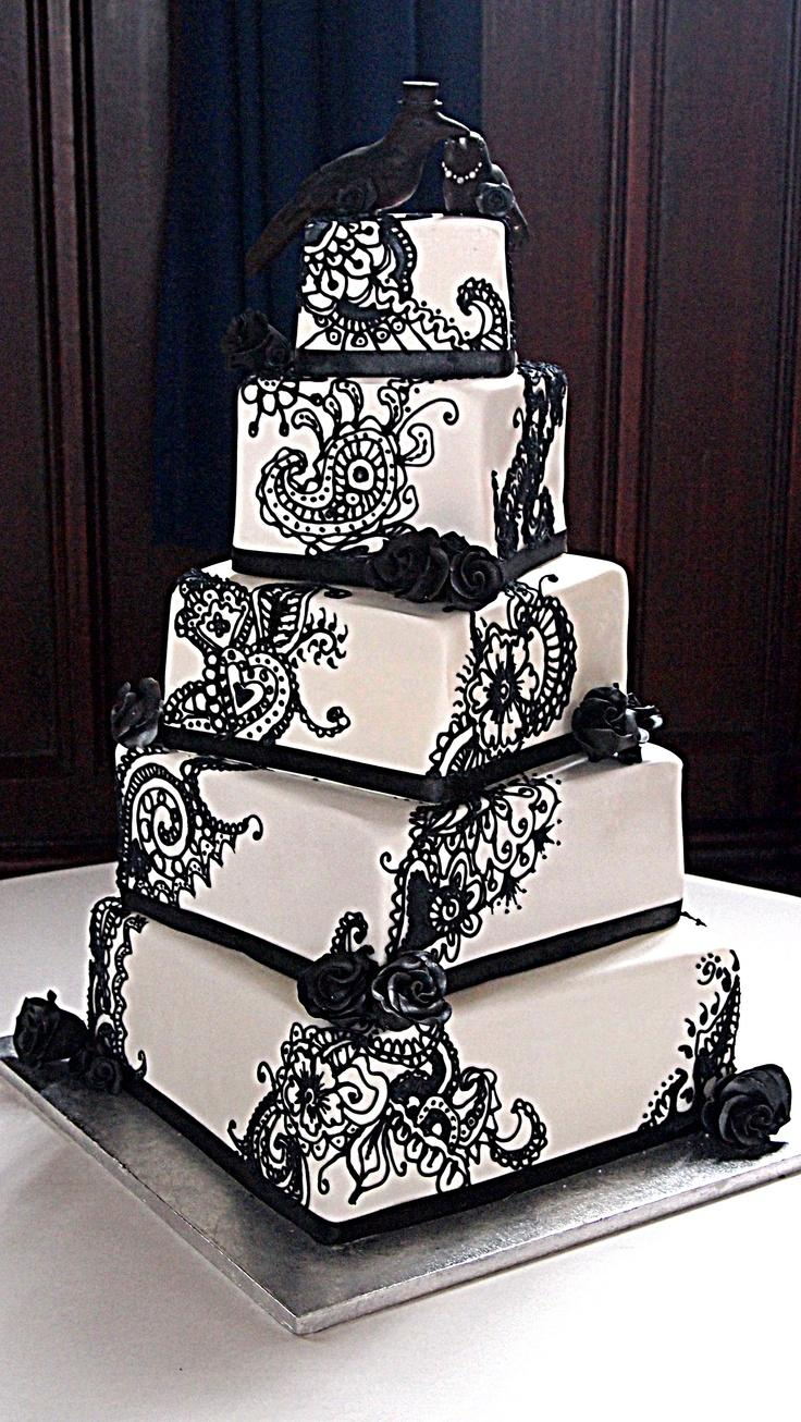 Wedding - Indian Wedding Cakes
