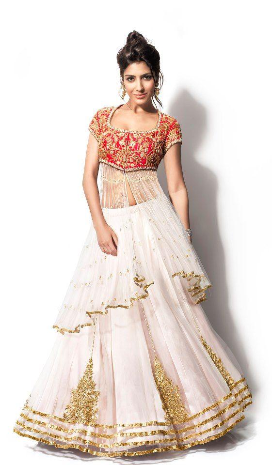 Wedding - My Desi Wardrobe !