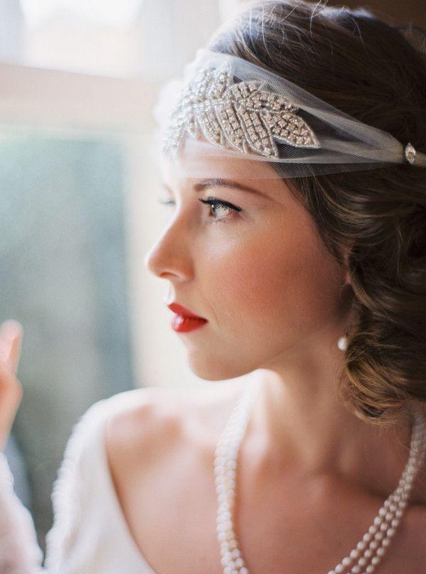 Mariage - 1920's Vintage Wedding Ideas