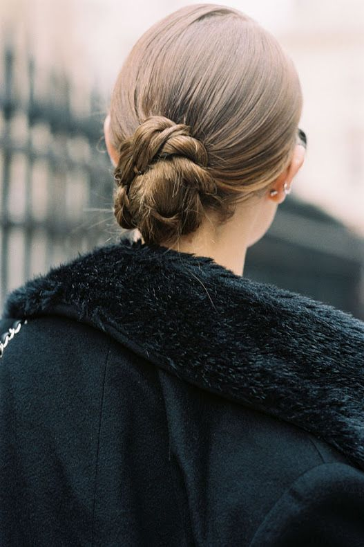Mariage - A Bridesmaid's Hair