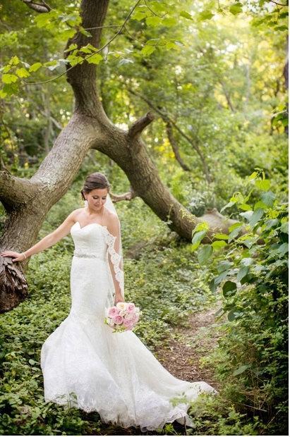 زفاف - Wedding Veil - One Tier French Alencon Lace Fingertip Wedding Veil - made to order
