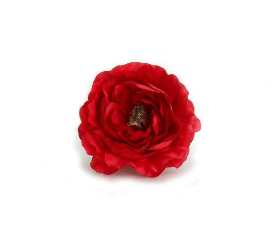 Свадьба - Dog Collar Flower - Twelve Colors Available, Flower, Wedding Dog Clothes, Flower for Collar