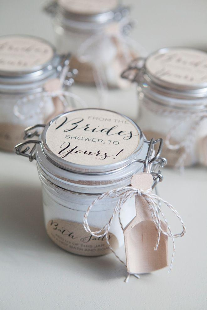 Learn How To Make The Most Amazing Bath Salt Gifts 2248819 Weddbook