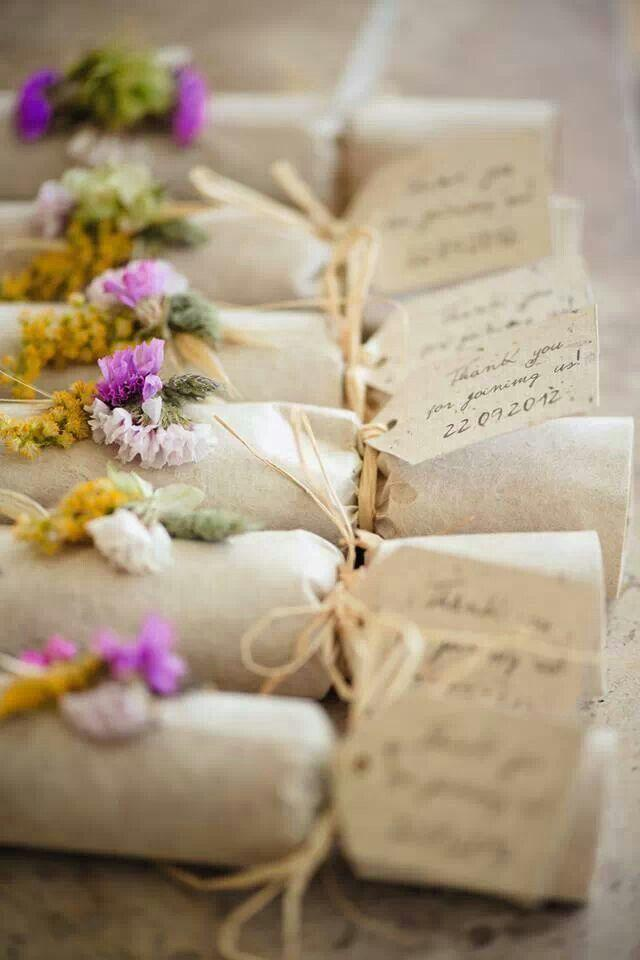 Wedding - Amazing & Wonderful Wedding Favours You'll Love!