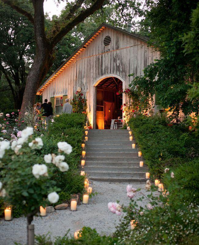 Mariage - 21 Intimate Wedding Ideas Using Candles