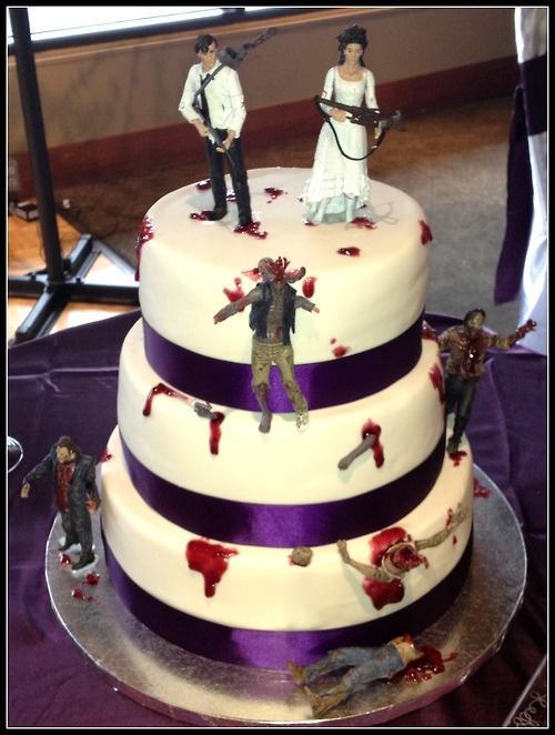 Zombies/Corpse Bride Wedding Theme Inspiration #2248987 - Weddbook