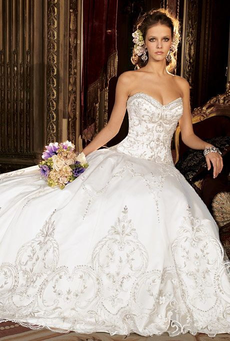 Dress - Eve Of Milady - 4241 #2249447 - Weddbook