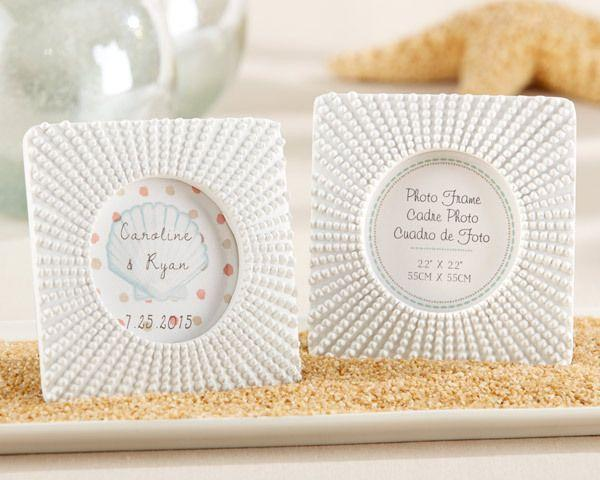 Ideas Beach Theme Photo Frame Wedding Favor 2249497 Weddbook